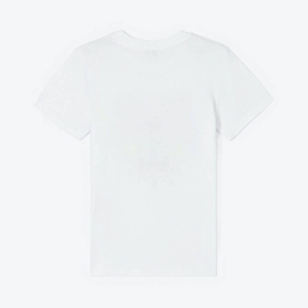 KenzoTiger SS Tee (White/Blue) | Tiny People