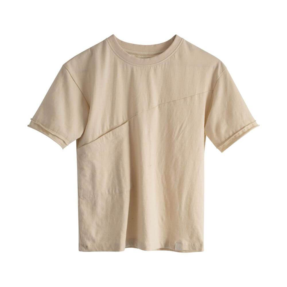 Loke Tee Off White