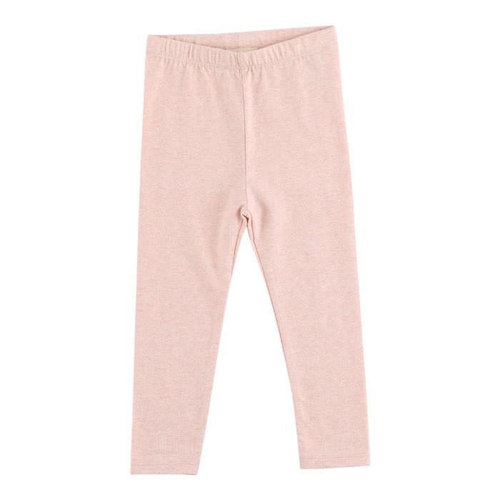 Baby Paula Leggings Pale Melange
