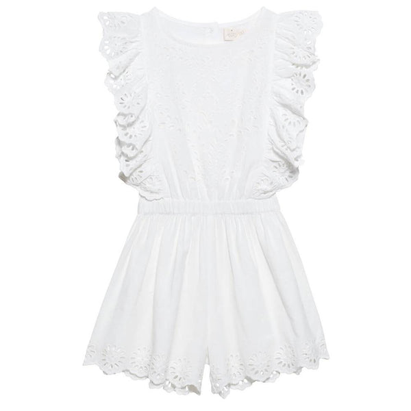 Tutu Du Monde Fine China Playsuit - Tiny People Cool Kids Clothes Byron Bay