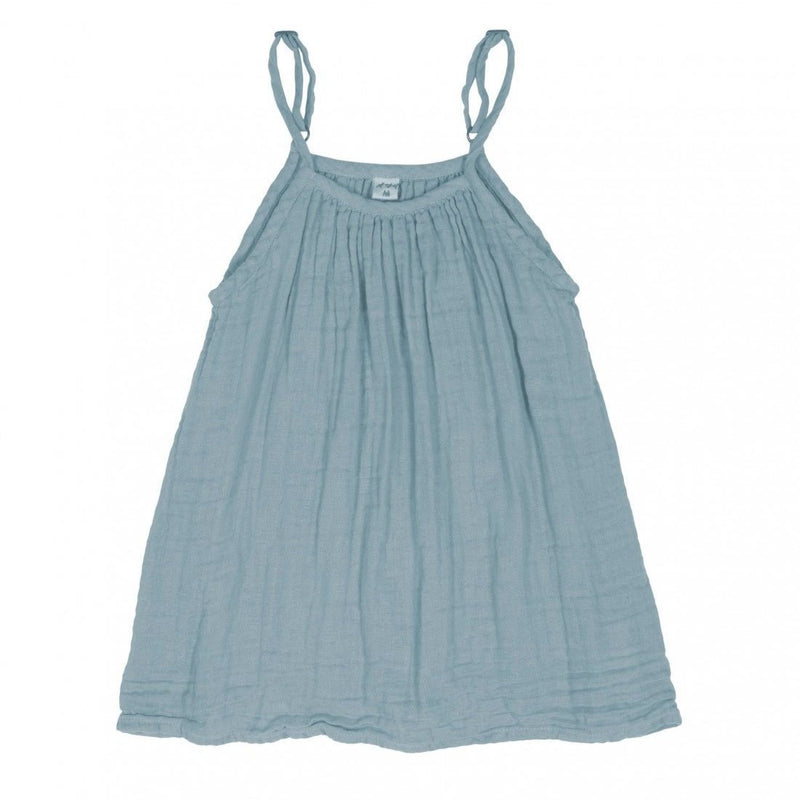 Numero 74 Mia Dress Sweet Blue | Tiny People