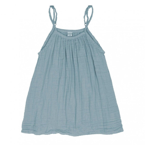 Numero 74 Mia Dress Sweet Blue - Tiny People Cool Kids Clothes