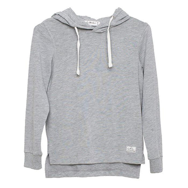 I Dig Denim Bonnie Hoodie - Tiny People Cool Kids Clothes Byron Bay