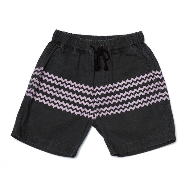Zuttion Zig Zag Boat Short - Tiny People Cool Kids Clothes Byron Bay