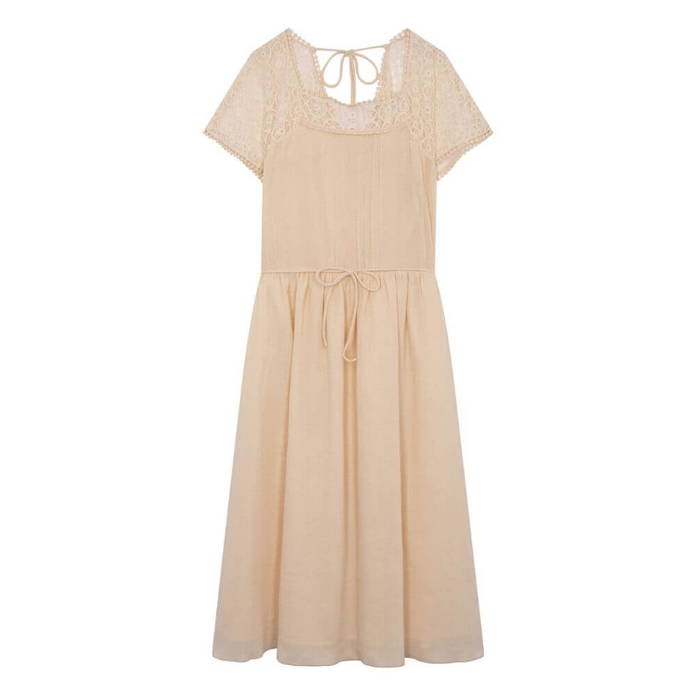 Women's Adela Dress Cream