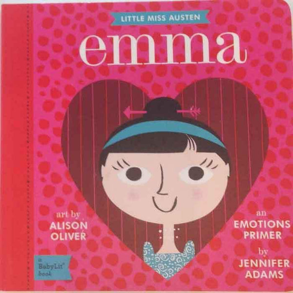 Books Emma Boardbook - Tiny People shop