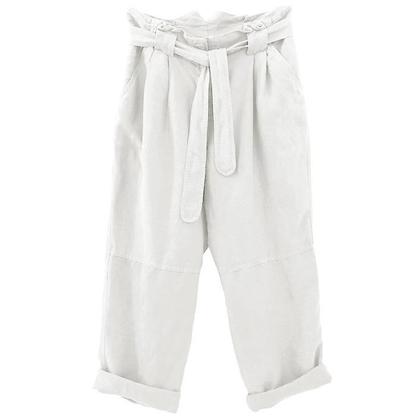 Nico Nico Mana Trouser Salt - Tiny People Cool Kids Clothes