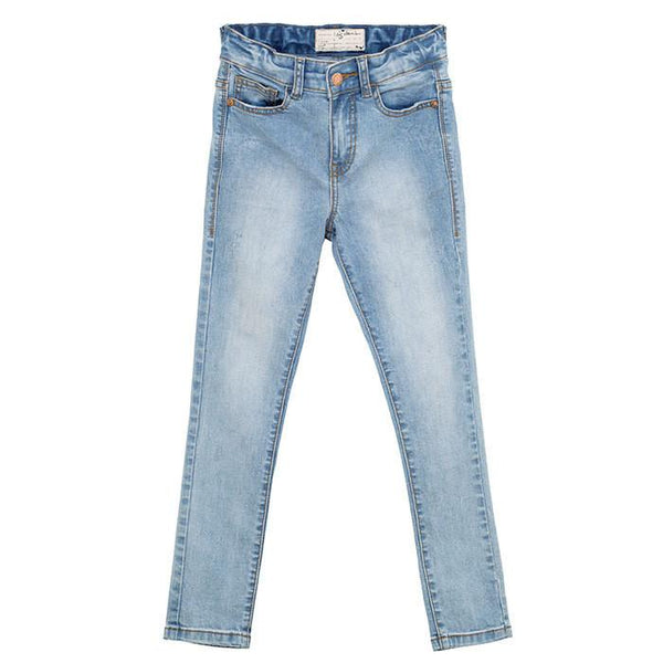 I Dig Denim Bruce Slim Jeans Light Blue - Tiny People Cool Kids Clothes Byron Bay