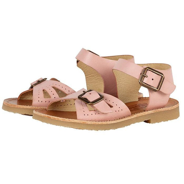 Young Soles Pearl Sandal Nude Pink - Tiny People Cool Kids Clothes Byron Bay