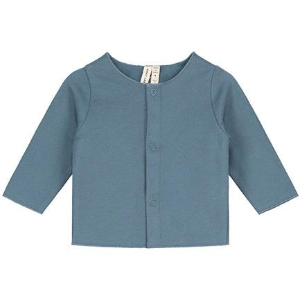 Gray Label Baby Cardigan Denim - Tiny People Byron Bay
