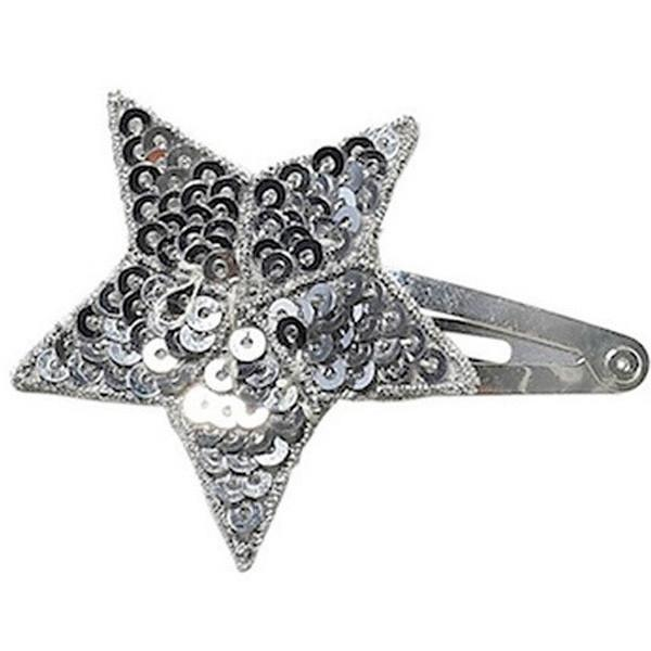 Tutu Du Monde Shooting Star Hairclip Silver