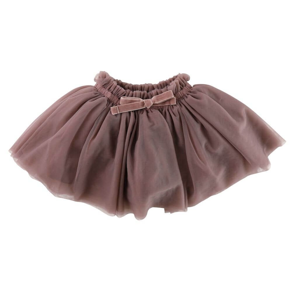 Jamie Kay Soft Tulle Skirt Dusk | Tiny People