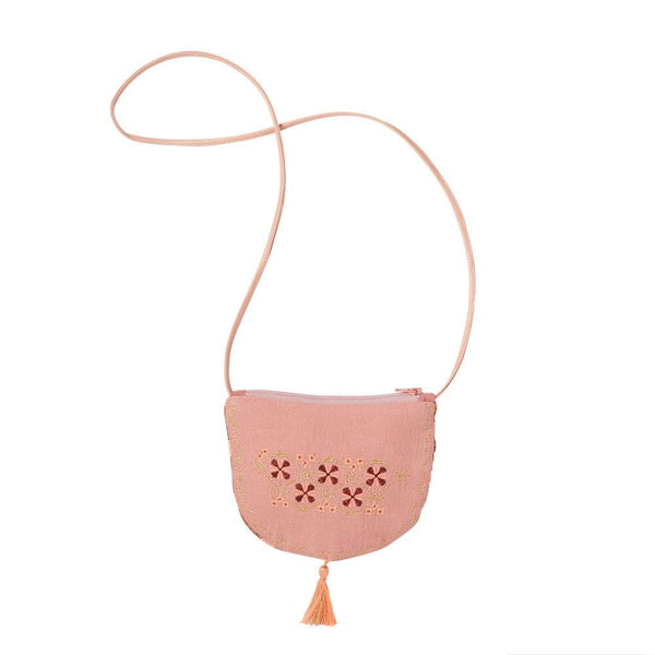 Bonheur du Jour Poeme Bag Pink - Tiny People Cool Kids Clothes Byron Bay