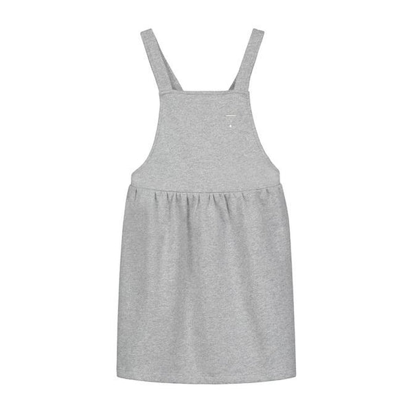 Gray Label Pinafore Grey - Tiny People Cool Kids Clothes Byron Bay