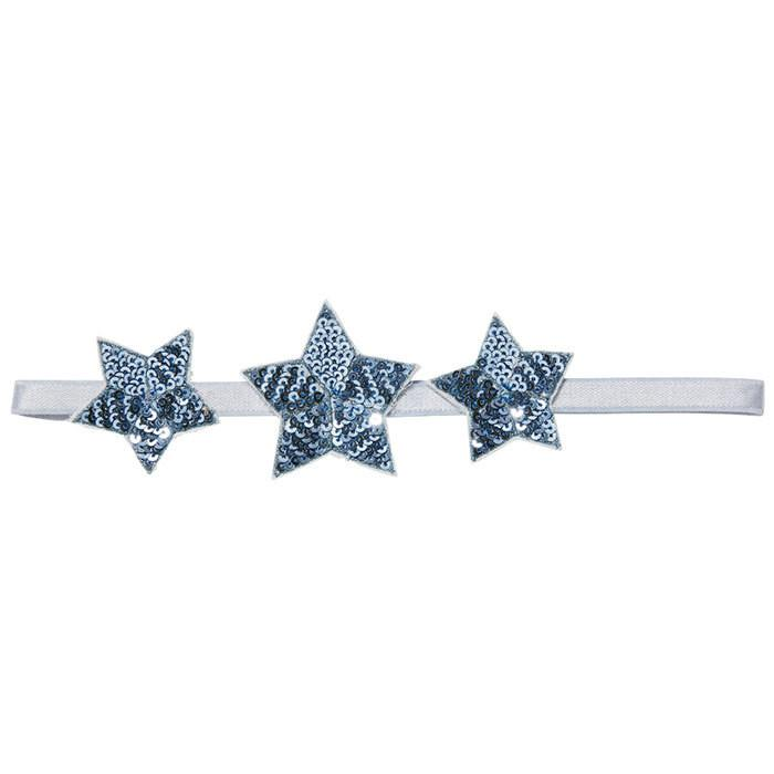 Shooting Star Headband Storm Cloud