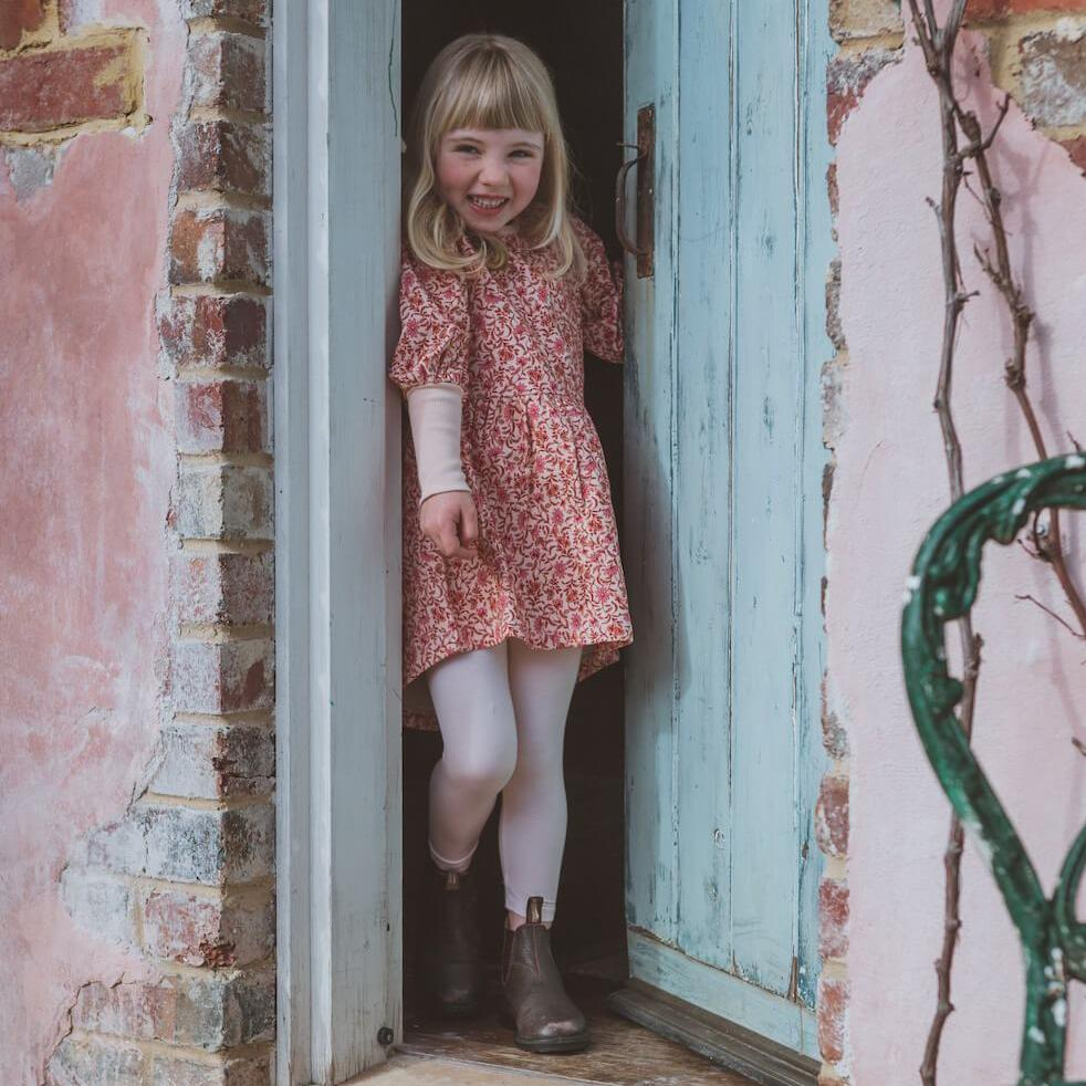 Peggy Winnie Dress | Tiny People