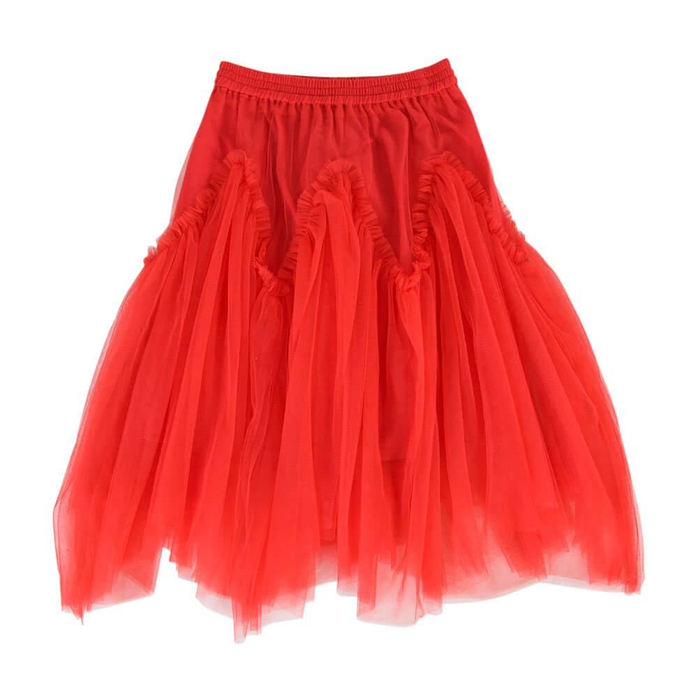 Peggy Harper Skirt Red | Tiny People