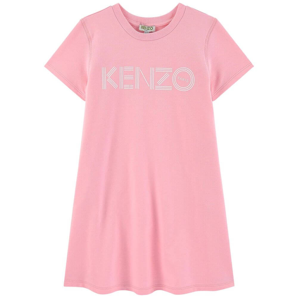 Kenzo Logo Sweatshirt Dress | Tiny People