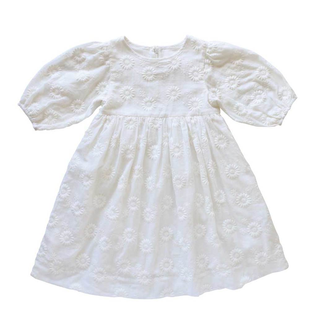 Brigetta Dress Marguerite Broderie Anglaise