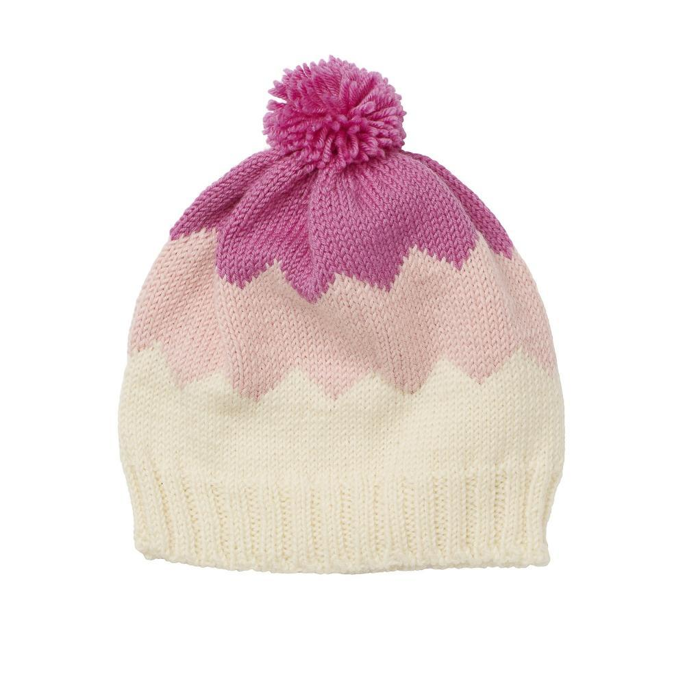 829a124560c Belle Enfant Pompom Hat - Berry - Tiny People