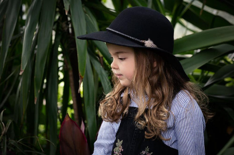 Acorn Kids Luella Wool Floppy Hat - Tiny People Cool Kids Clothes Byron Bay