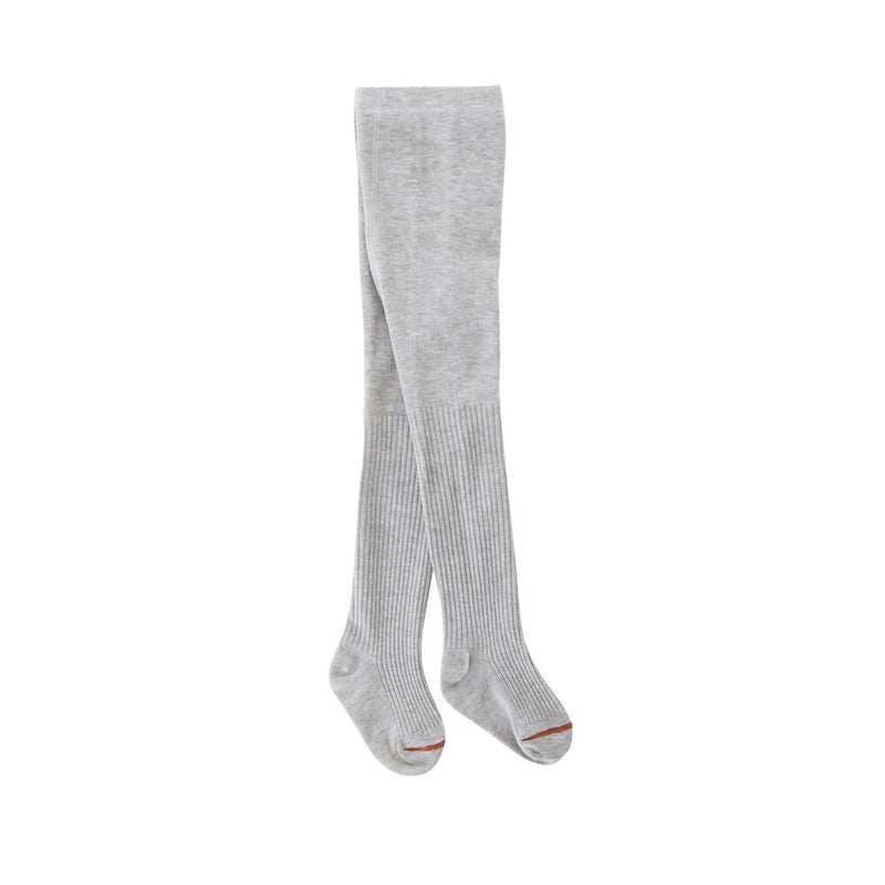 Peggy Fifi Tights Grey | Tiny People