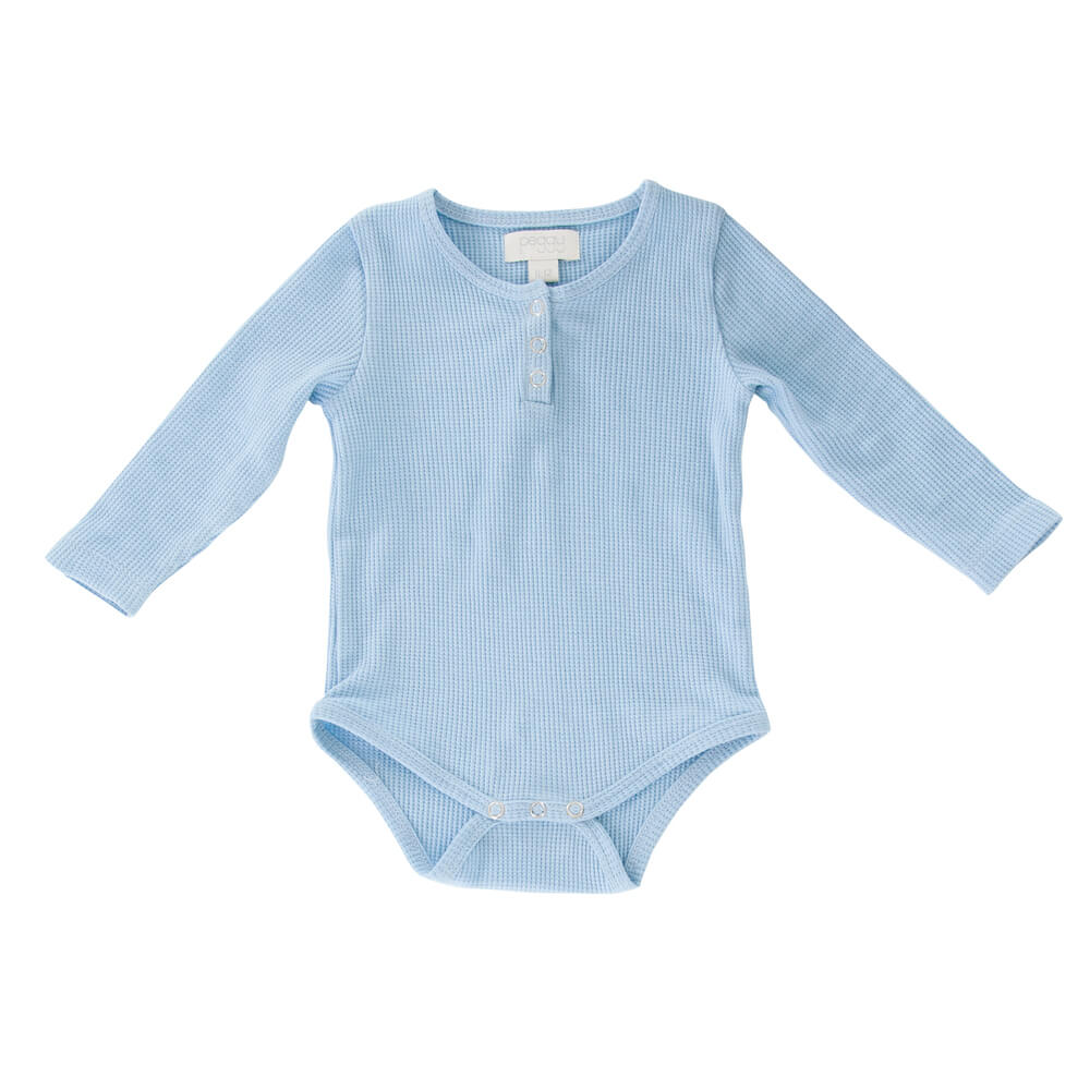 Peggy Jan Bodysuit Dream Blue | Tiny People