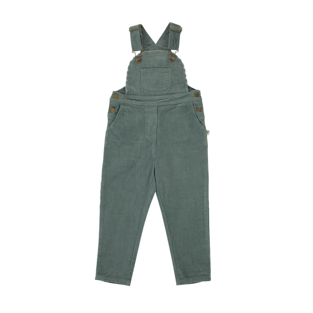 Cleo Overall Sea Green
