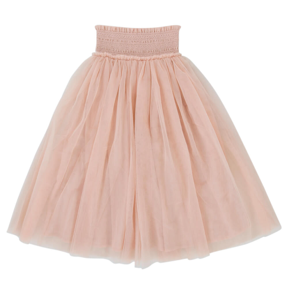 Peggy Olivia Skirt Dusty Pink | Tiny People Shop Australia