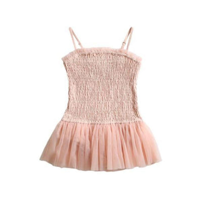Aubrie Pirouette Tutu Playsuit - Cotton Crepe - Tiny People Cool Kids Clothes Byron Bay