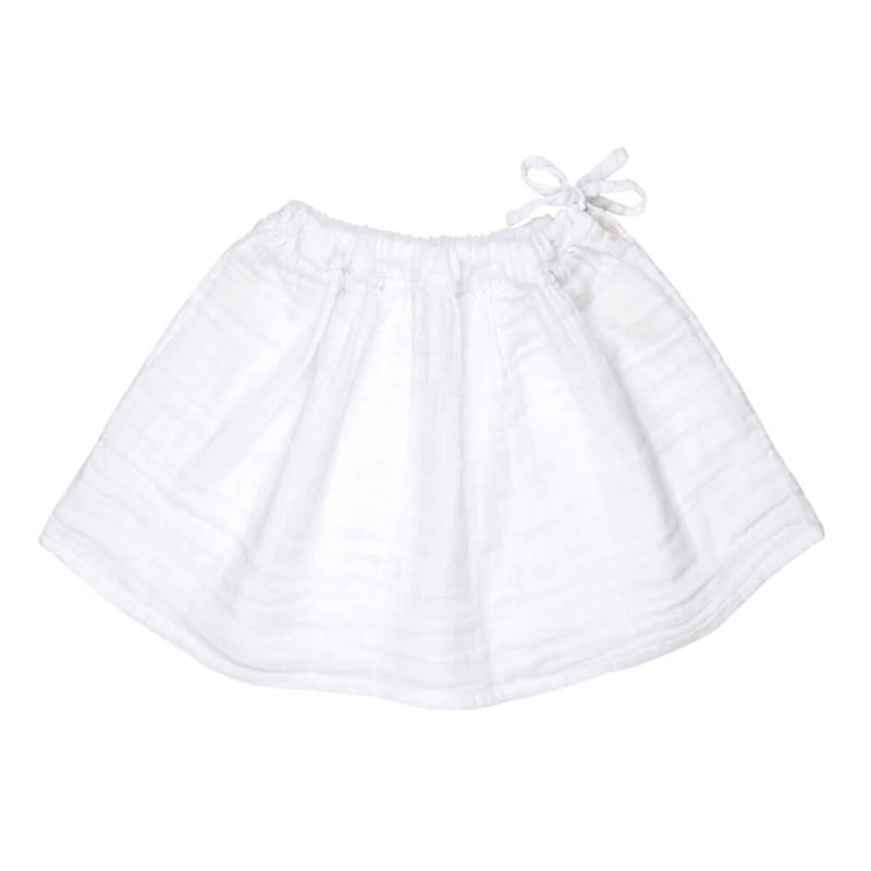 Numero 74 Ava Midi Skirt White Skirts - Tiny People Cool Kids Clothes