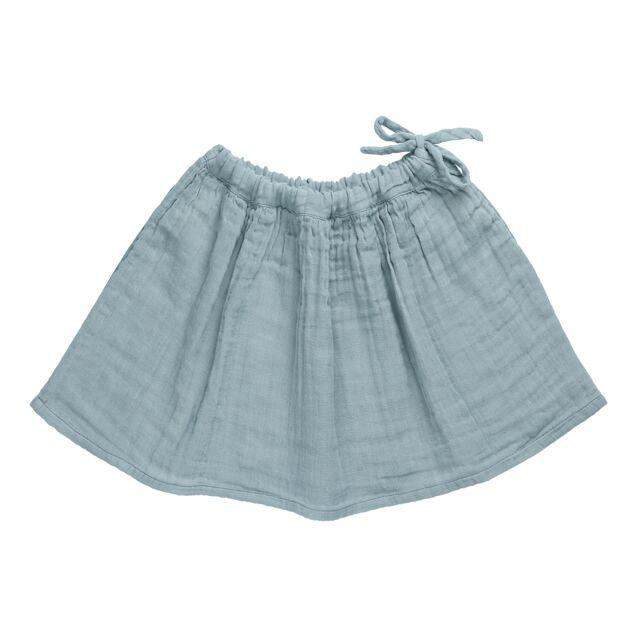Numero 74 Ava Midi Skirt Sweet Blue - Tiny People Cool Kids Clothes Byron Bay