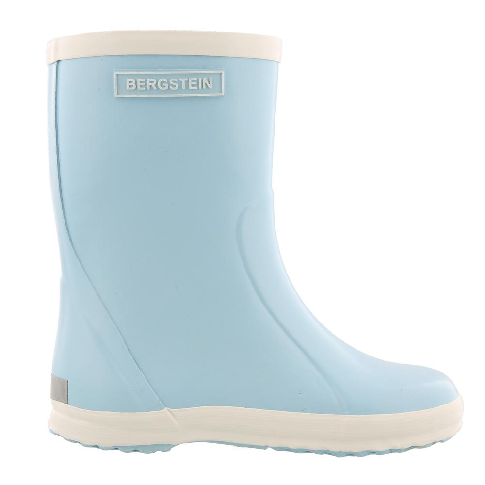 BERGSTEIN Gumboots Sky Blue Footwear - Tiny People Cool Kids Clothes