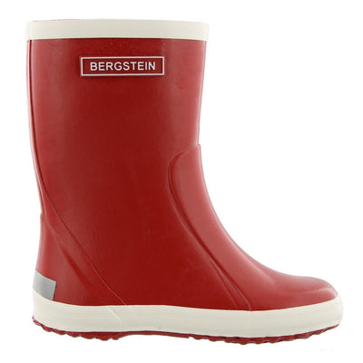 BERGSTEIN Gumboots Red Footwear - Tiny People Cool Kids Clothes
