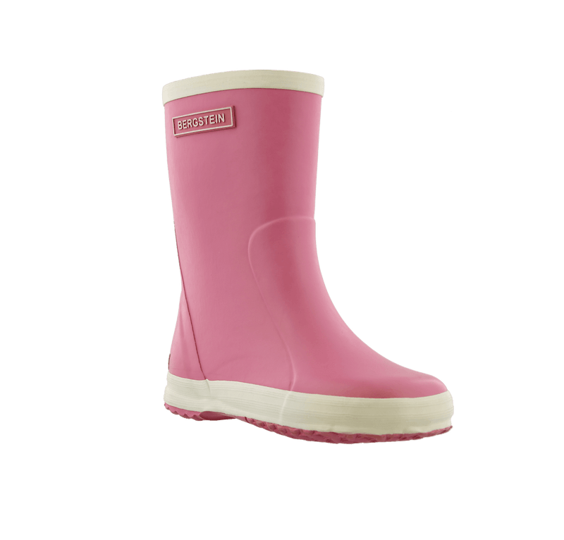 BERGSTEIN Gumboots Soft Pink Footwear - Tiny People Cool Kids Clothes