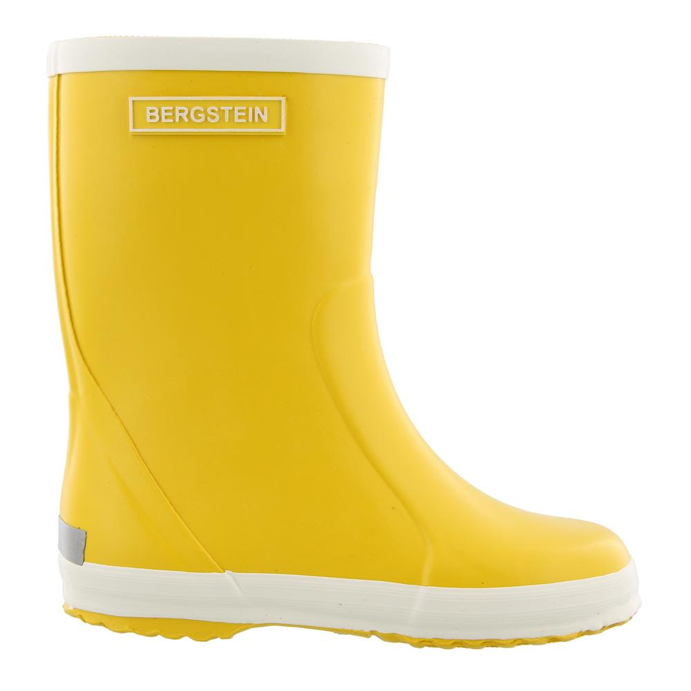 BERGSTEIN Gumboots Yellow Footwear - Tiny People Cool Kids Clothes
