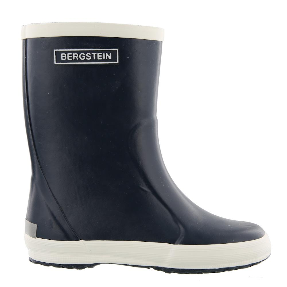 BERGSTEIN Women's Gumboots Dark Blue Footwear - Tiny People Cool Kids Clothes