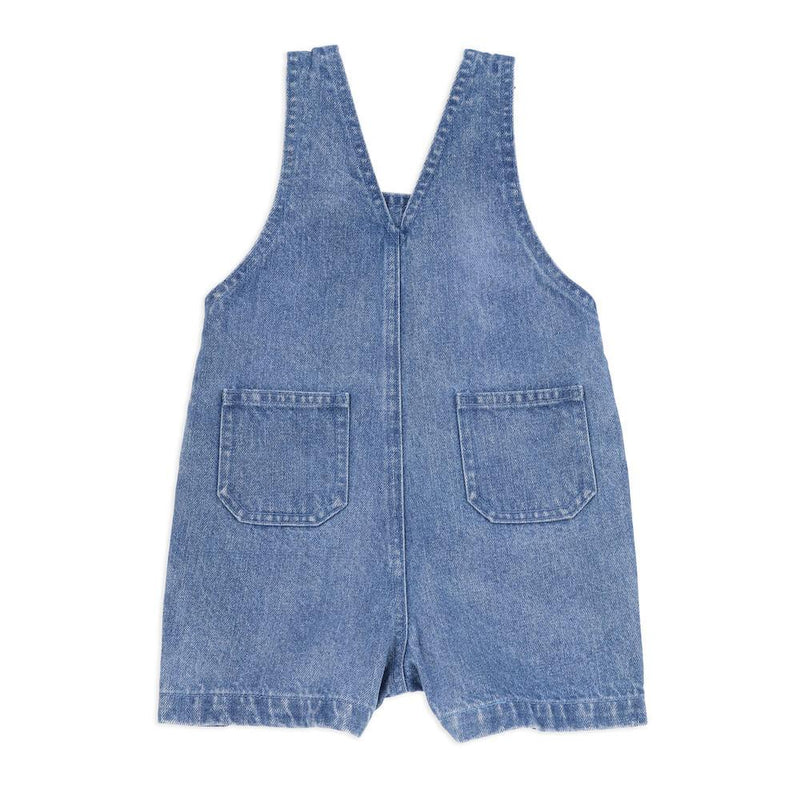 Goldie & Ace Burton Vintage Denim Overalls Crews & Hoodies - Tiny People Cool Kids Clothes