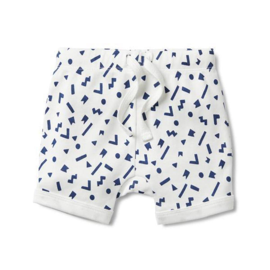 Wilson and Frenchy Geo Play Shorts - Tiny People Cool Kids Clothes Byron Bay