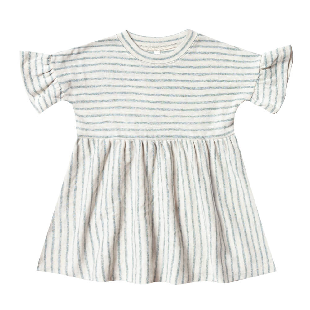Rylee & Cru Stripe Babydoll Dress | Tiny People