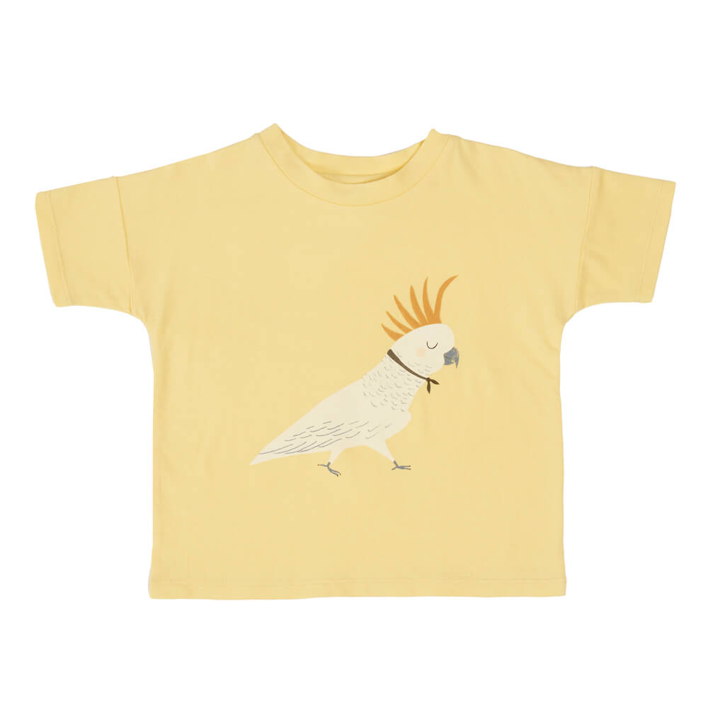 Cockatoo Cotton T-Shirt