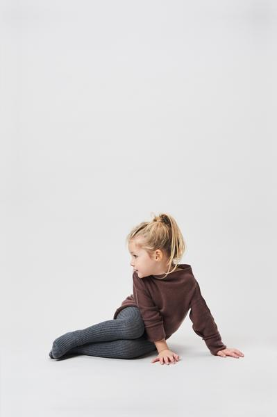 Belle Enfant Funnel Neck Dress - Berry - Tiny People Cool Kids Clothes Byron Bay