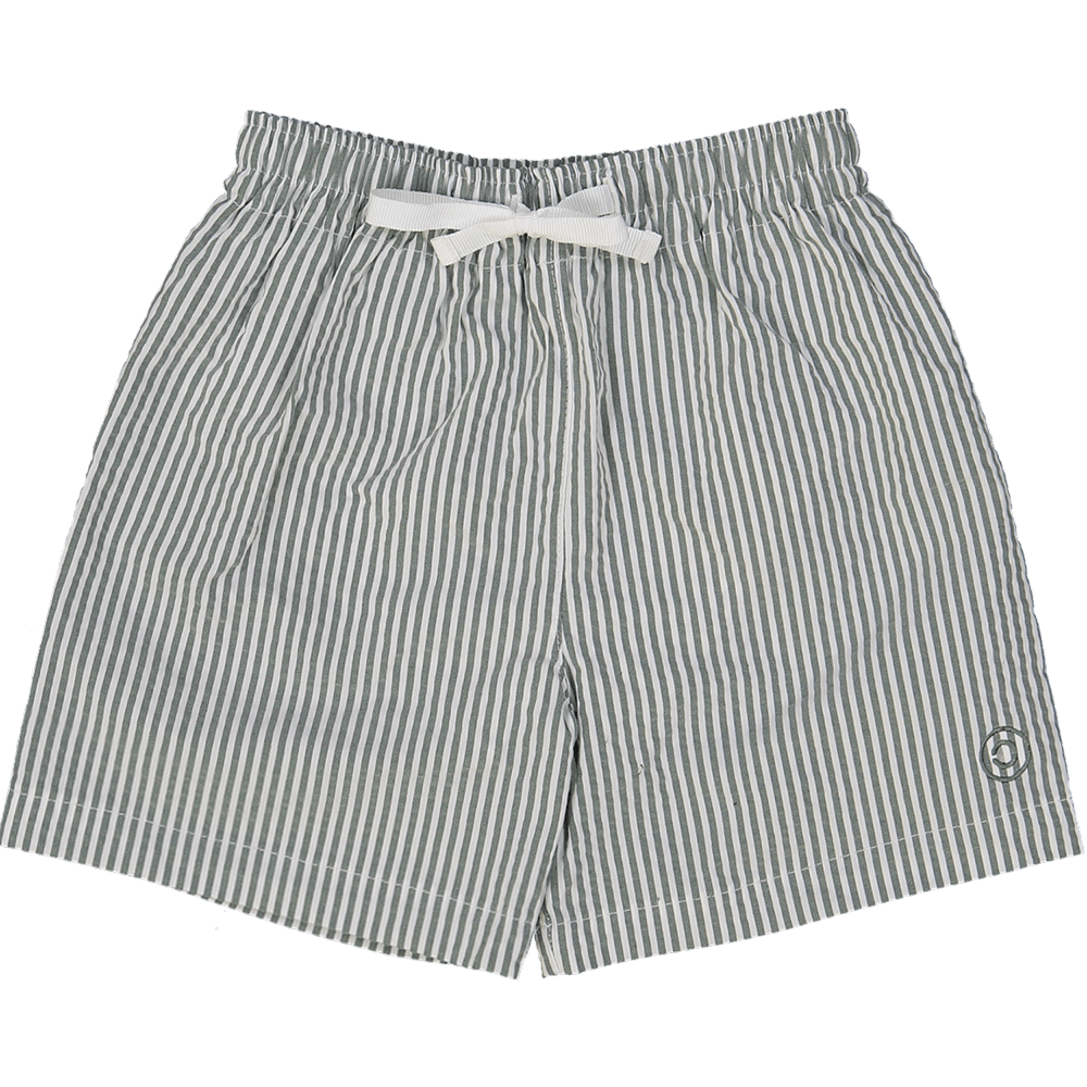 Canopea Biarritz Shorts Stone Pine swimwear - Tiny People Cool Kids Clothes