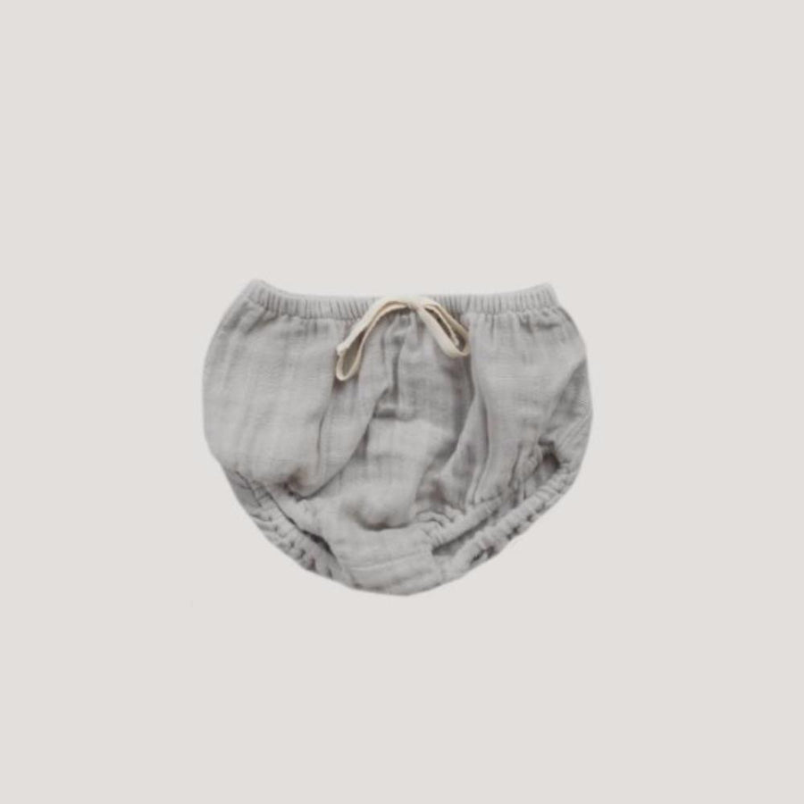Jamie Kay Bloomers Light Grey **PRE ORDER** - Tiny People Cool Kids Clothes Byron Bay