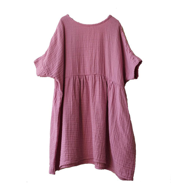 boy+girl Una Dress Violet - Tiny People Cool Kids Clothes Byron Bay