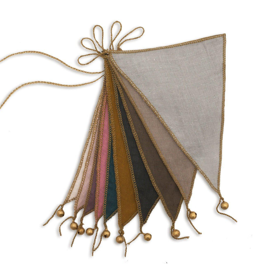 Garland Bunting Flags - Multicolour