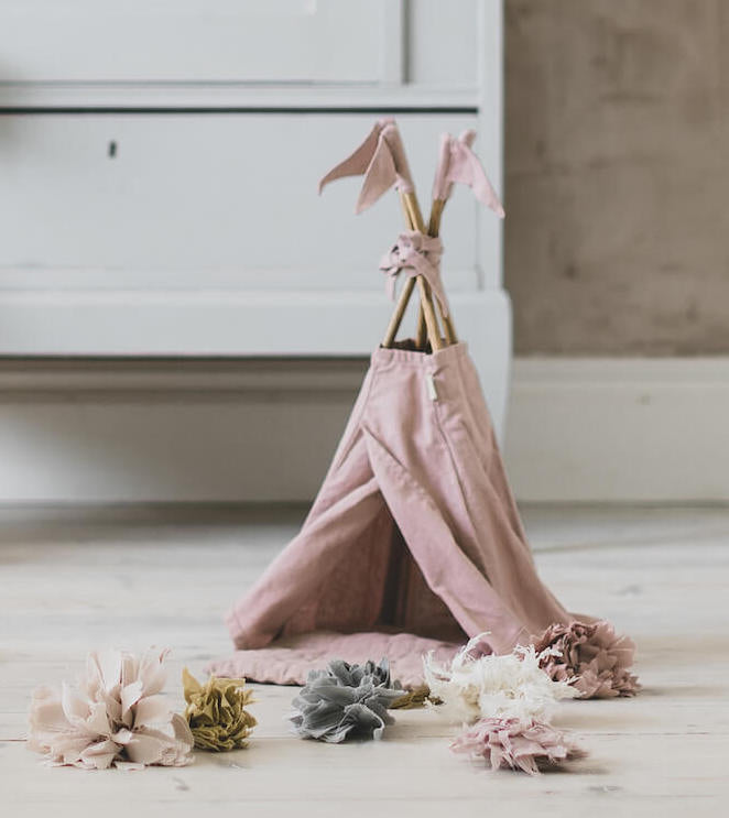 Numero 74 Doll Tipi Dusty Pink | Tiny People