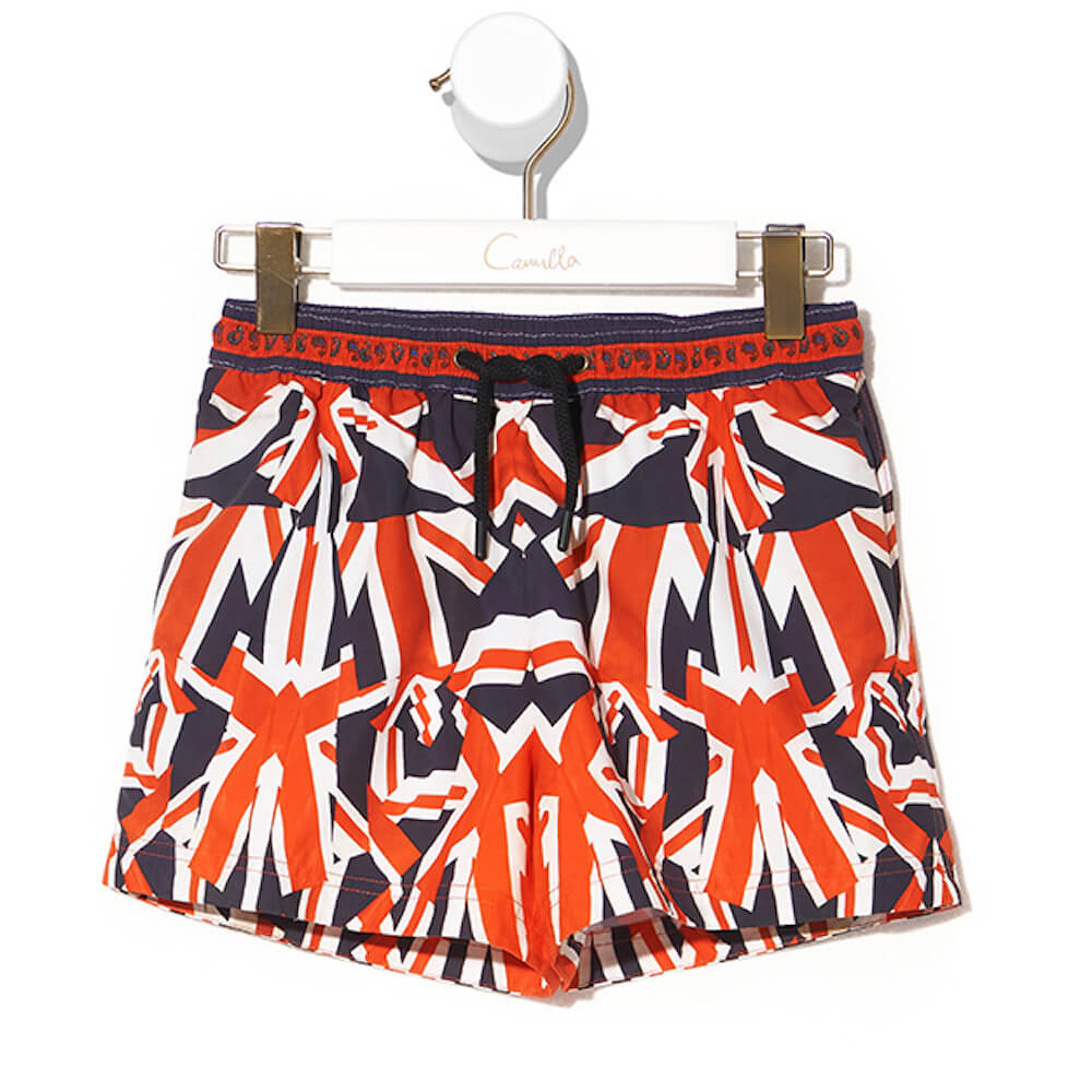 Online Camilla Kids Jack Be Nimble Boardshorts | Tiny People Australia