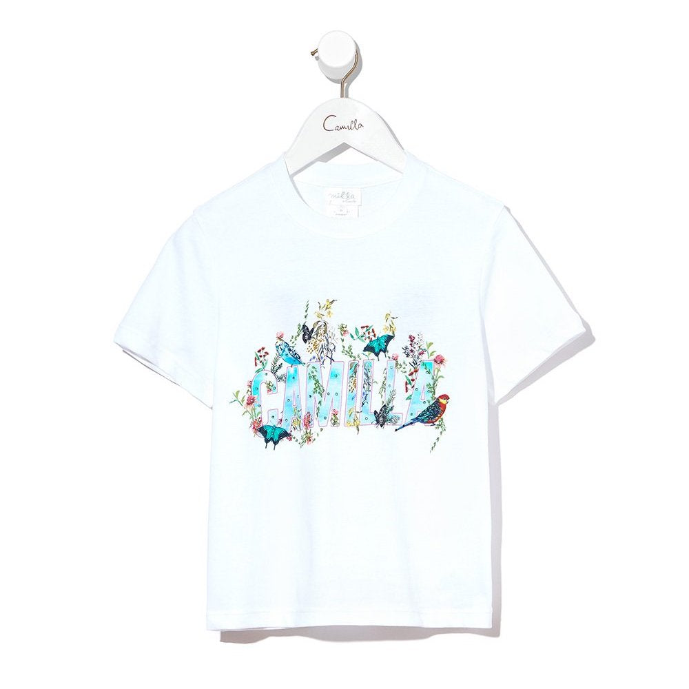 Camilla Reef Warrior SS Tee | Tiny People