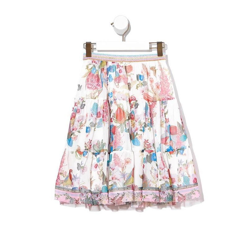 Camilla Homeward Three Tier Tulle Skirt | Tiny People